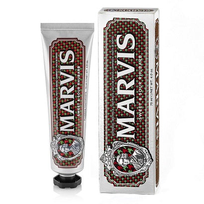 Marvis Toothpaste - Sweet & Sour Rhubarb