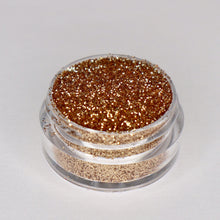 Load image into Gallery viewer, metallic gold cosmetic glitter