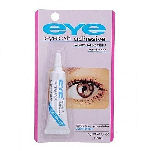 False Eyelash Application Glue - Transparent