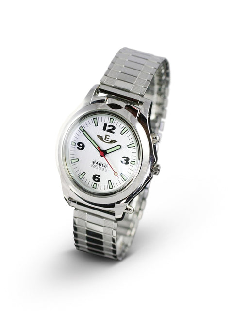 Eagle Silver Dial 40mm