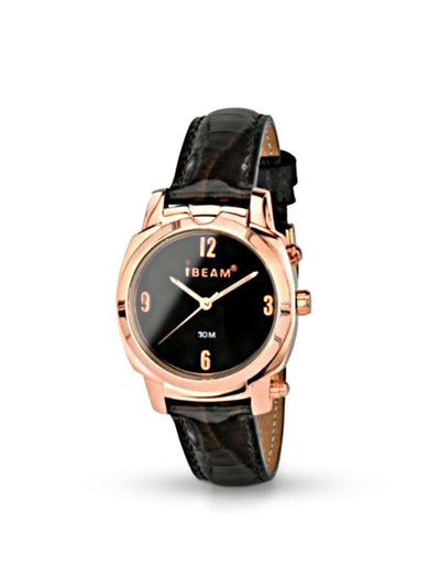Rose Gold Minimalist 36mm