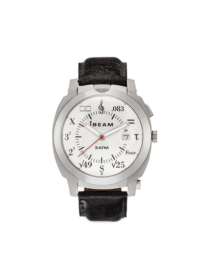 TED symbol Ivory Dial 44mm