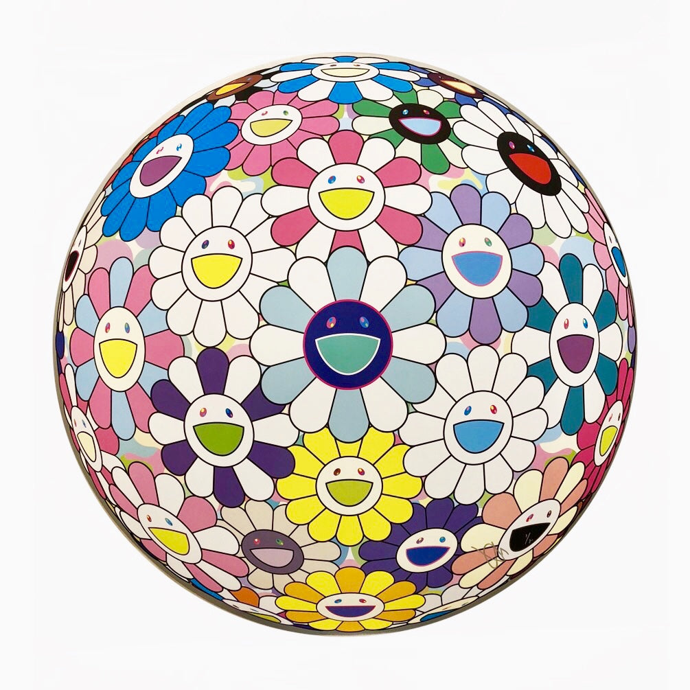 Takashi Murakami - Cosmic Power. (2017)