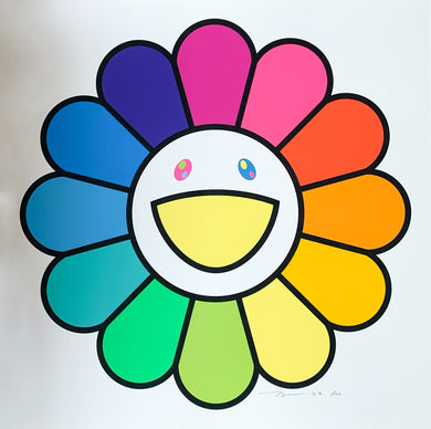 Ms. Rainbow Flower