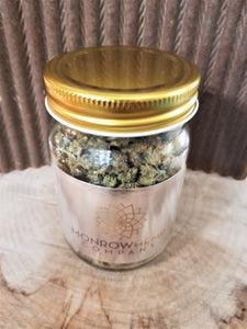 Monrow Hemp Jar blended flowers