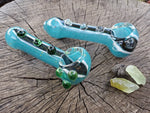 Space Blue - Glass Pipe