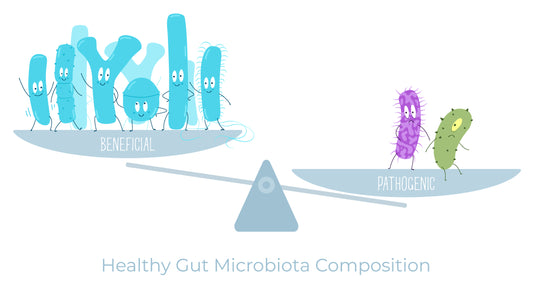 Did you know your gut bacteria can affect your weight?