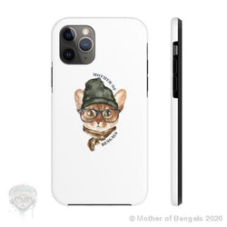 Mother of Bengals Case Mate Tough Phone Case Phone Case Printify iPhone 11 Pro