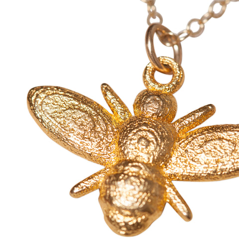 L'Abeille (bee) Gold Filled Necklace