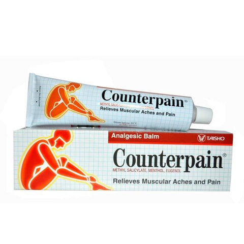 Counterpain Analgesic Balm Massage
