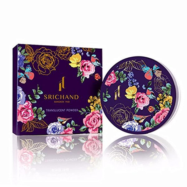 Srichand Translucent Powder : All in One Whitening Oil Control Powder. Perfect for Oily Skin