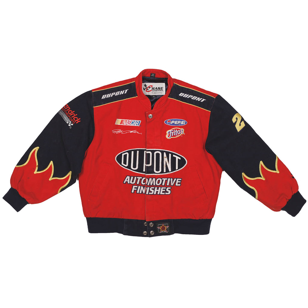 Chase Authentics Jeff Gordon NASCAR Jacket size youth XL
