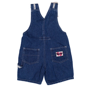 Barney Overall Shorts size 2T