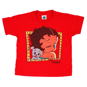 '95 Betty Boop Universal Studios Tee size Small