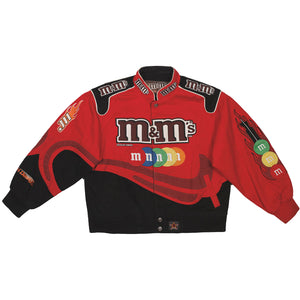 M&M's JH Design Jacket size youth (L) 9/10
