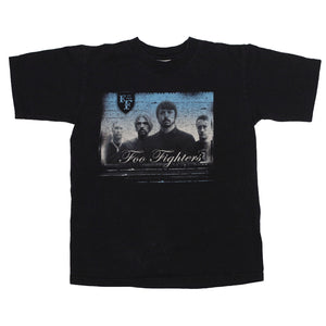 Foo Fighters Tour Tee size Youth M