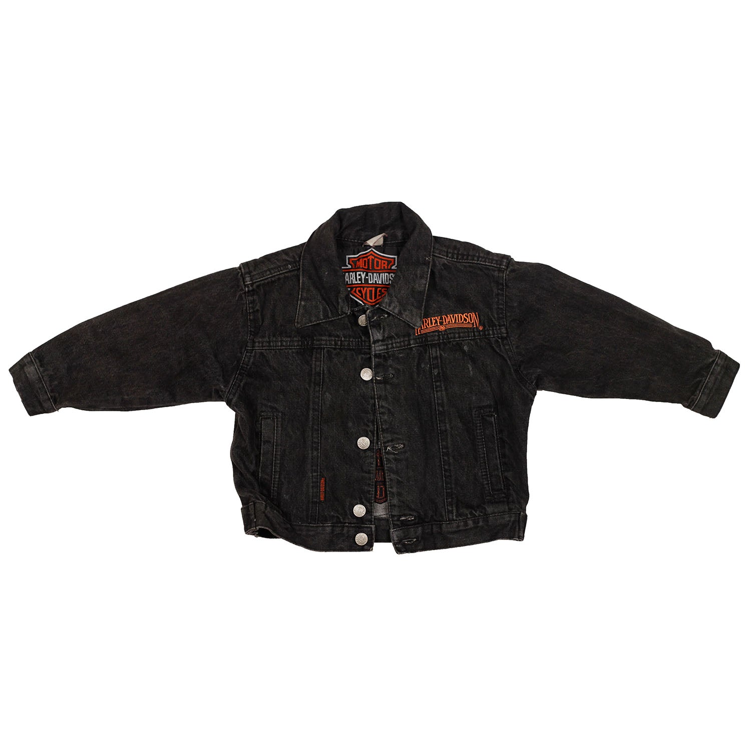 Harley Davidson Denim Jacket size 5