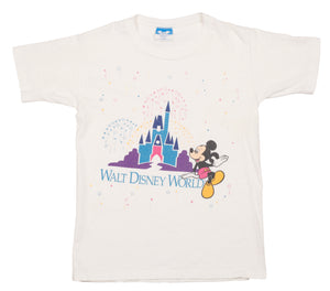 Vintage Walt Disney World Tee size 10/12
