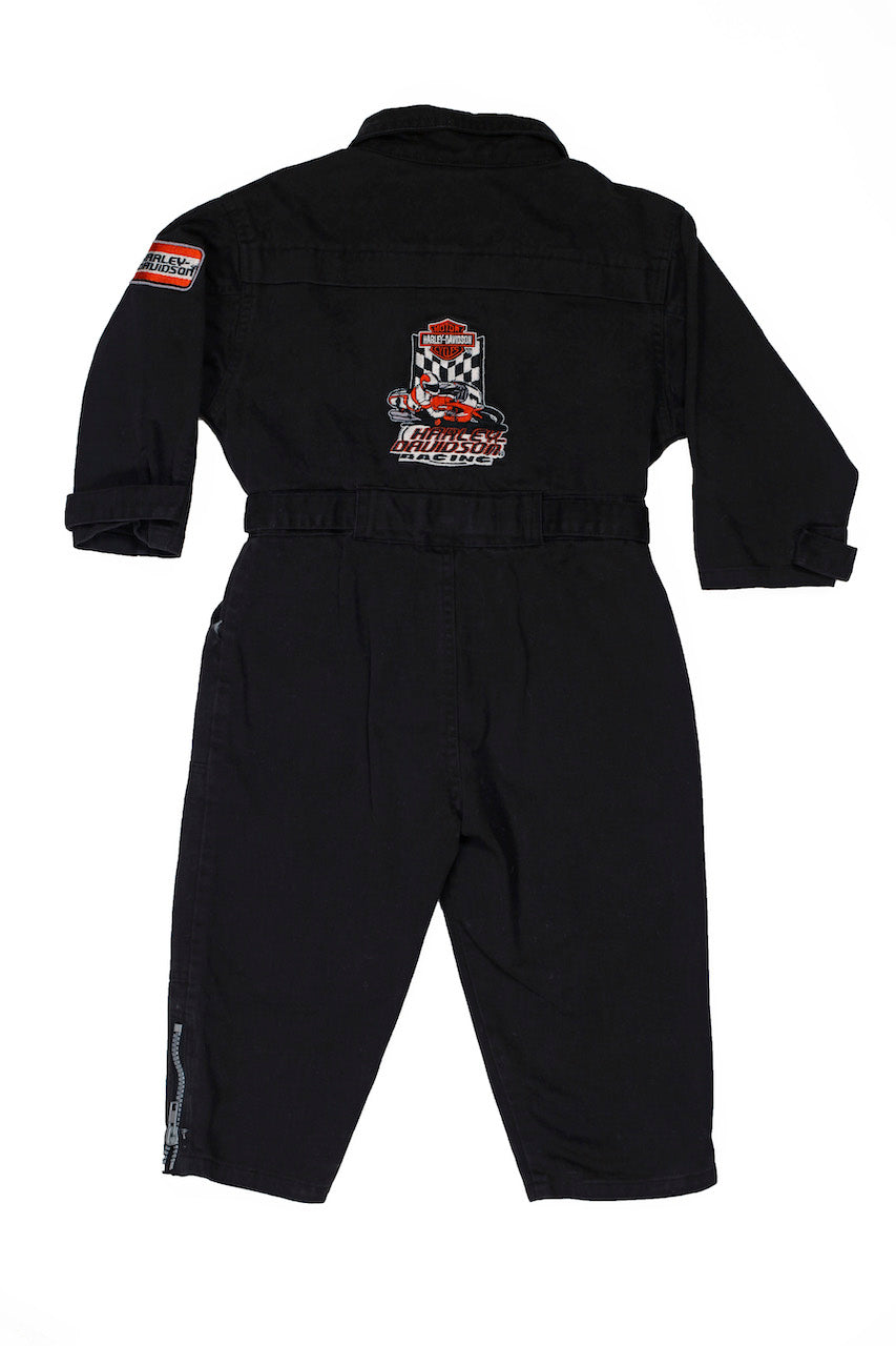 Harley Davidson Racing Suit Size 3T