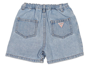 Denim Baby Guess shorts size 24m