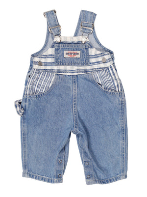 Baby Guess Overalls size 6m