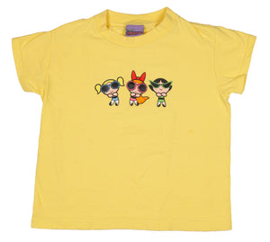 Y2K Power Puff Girls tee size m (7/8)