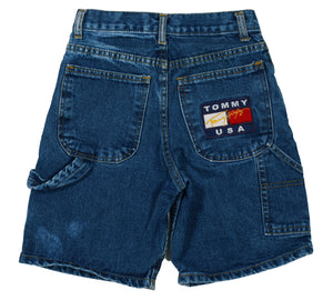 90's Tommy Jeans USA shorts size 6