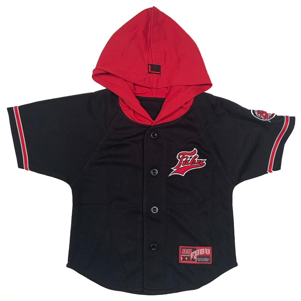 Fubu Sports Hooded Jersey size 2T