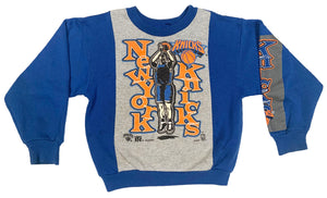 90's New York Knicks crewneck size S