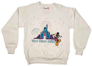 Vintage Walt Disney World crewneck size M (10-12)