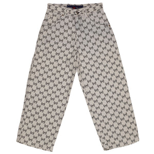 Phat Farm Monogram Pants size 5