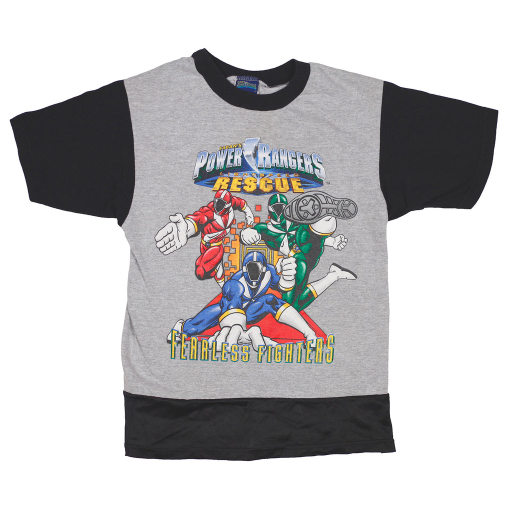Power Rangers Light Speed Rescue Tee size 12