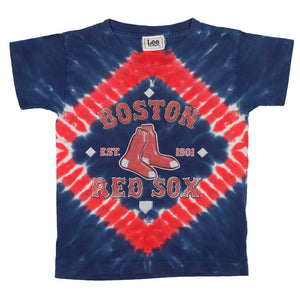 Tie dye Red Sox Tee size 5