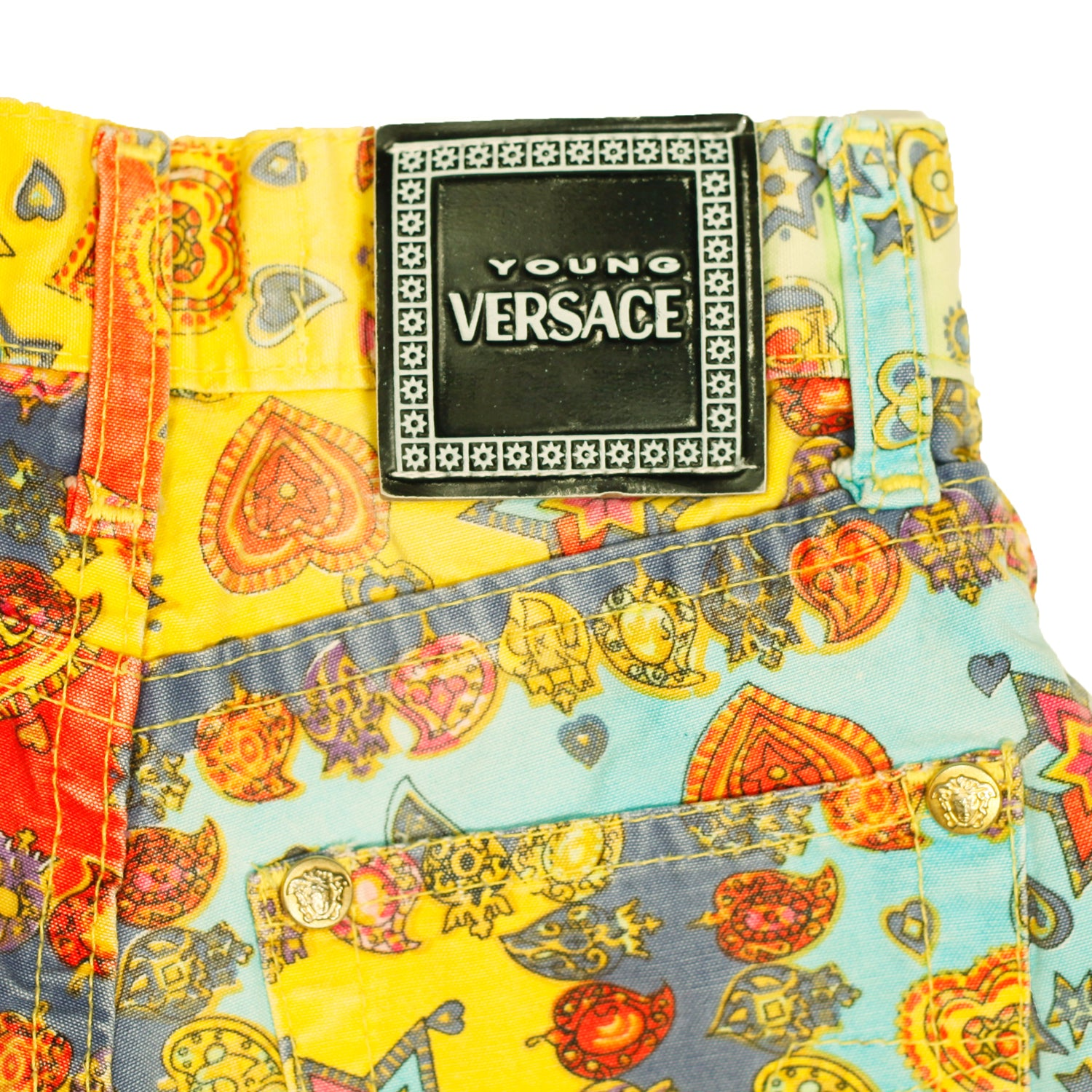 90's Young Versace pants size 4