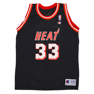 Alonzo Mourning Miami Heat Jersey size XL 18/20