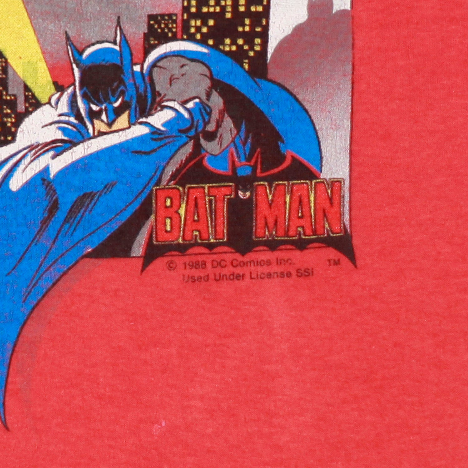 1988 Batman T-shirt size 10/12