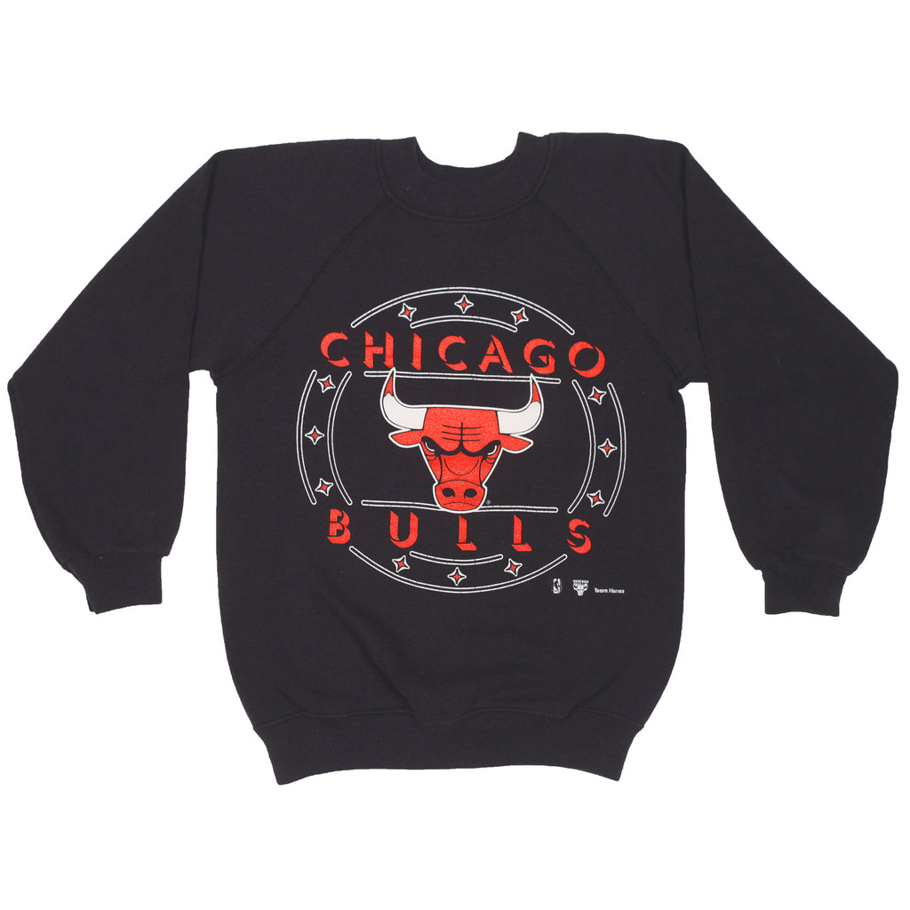 90's Chicago Bulls Sweashirt size m (10-12)