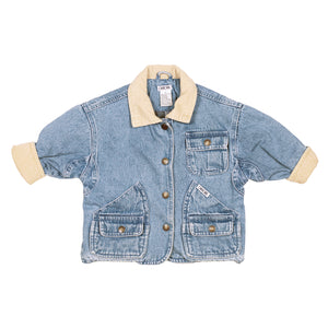 VTG Cherokee Denim Jacket size 2T