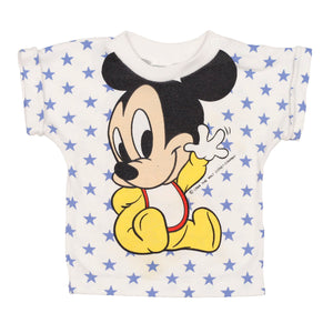 '84 Mickey Tee size 12m