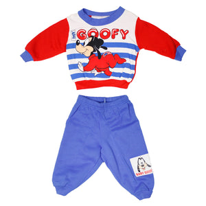 Baby Goofy sweat suit size 12m