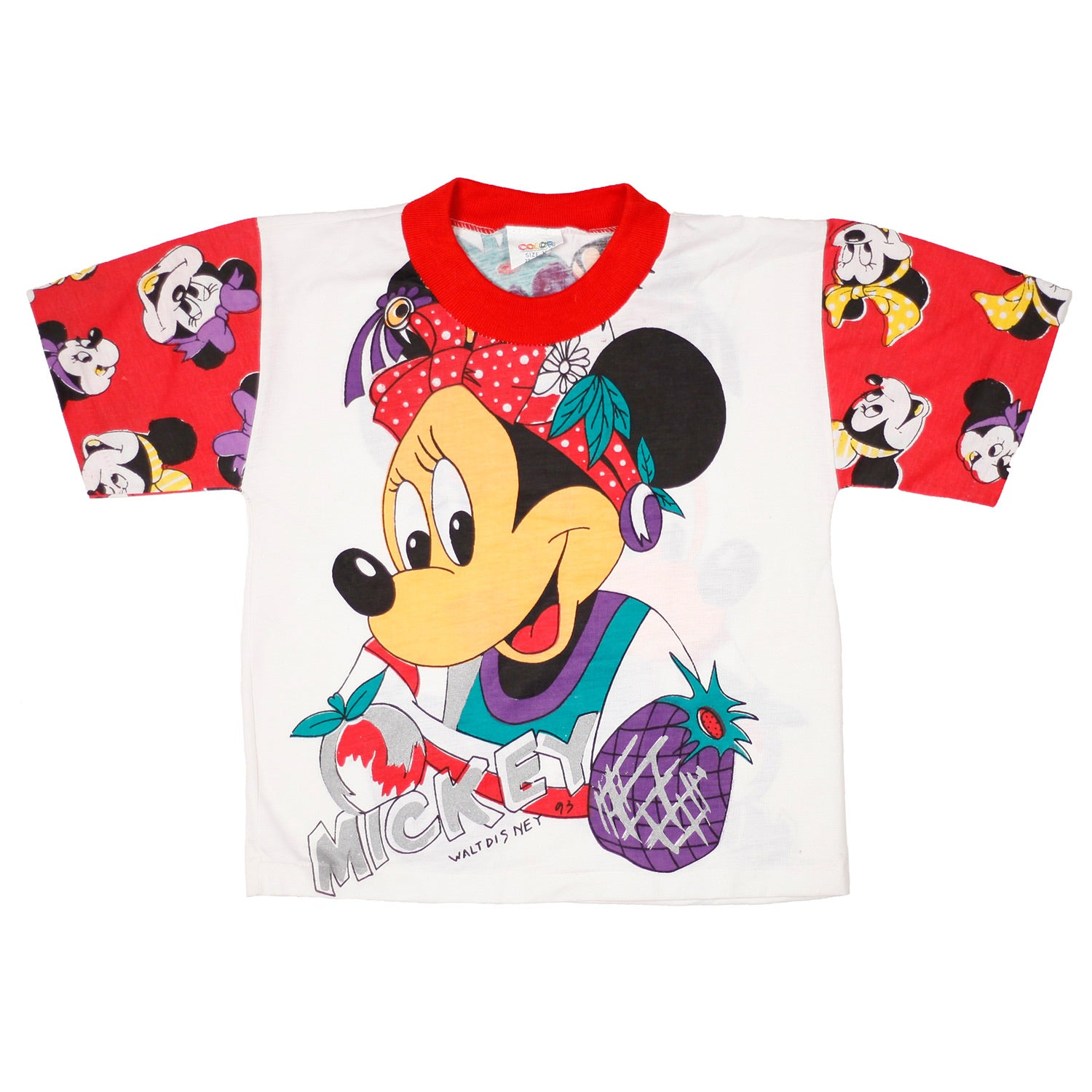 Minnie Mouse set size 4