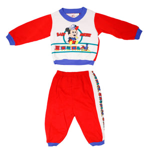 Baby Mickey sweat suit size 18m