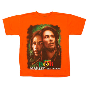 Double Sided Bob Marley Tee size 6-7y