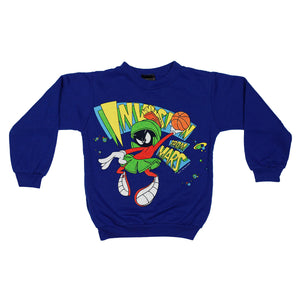 90's Marvin the Martian Crewneck size 6