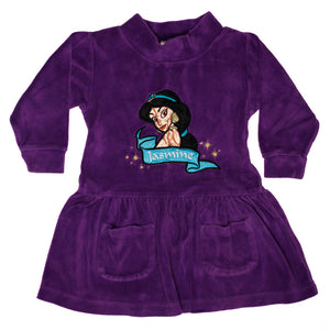 Princess Jasmine Mock neck Dress size 3T