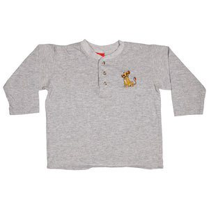 Lion King Simba Henley size 6