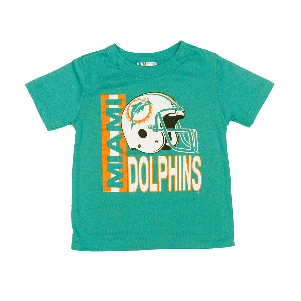 Vintage Miami Dolphins T- Shirt size 4T