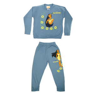 90's Pocahontas Sweat suit size 7/8
