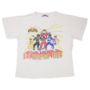 1994 Power Rangers T- Shirt size M (10/12)