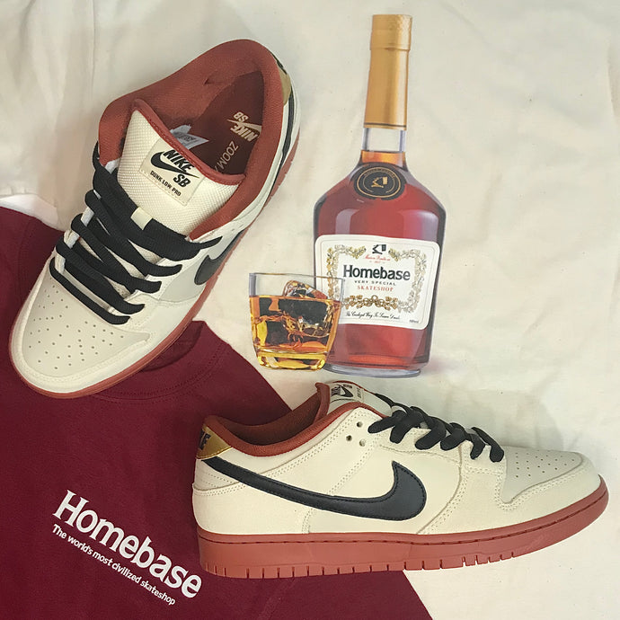"Nike SB ""Hennessy"" Dunk Release Details"